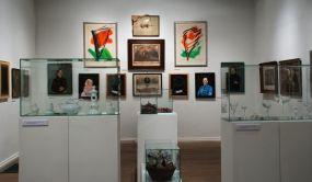 Kiállítási enteriőr