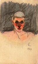Moholy Nagy László: Én  /1917.